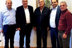 Επίσκεψη του Αναπληρωτή Υπουργού Ναυτιλίας στην Κάρπαθο – 12/11/2018